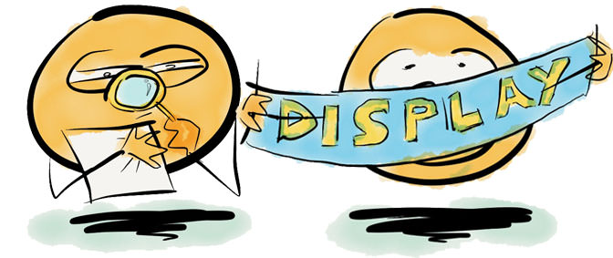 Adwords. Diferencias entre search y display